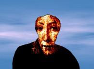 'Le bouquet tout fait' -a tribute to René Magritte and Sandro Botticelli-