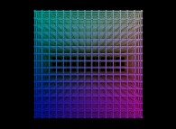 Homogeneous meshing of a cube