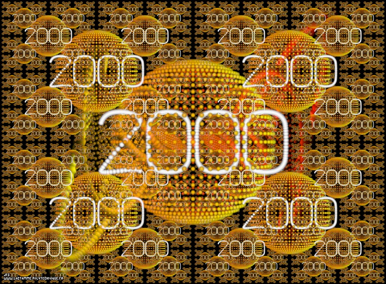 in the year 2000 During the late 1990s, the impending year 2000 (y2k) bug fuels news reports that the onset of the year 2000 will cripple telecommunications, the financial sector and other vital infrastructure the issue was rooted in the fact that date stamps in most previously written software used only two digits to represent year information.