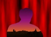 Fractal Self-Portrait -a tribute to René Magritte-