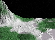 The terraforming of the Moon