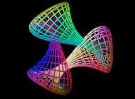 The Jeener's triple Klein bottle