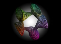 The Jeener's quintuple Klein bottle