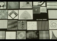 Miscellaneous very old black and white artworks (1972-1975)