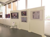 Exhibition at the Ecole Polytechnique -09/2013-
