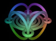 Sixteen interlaced torus