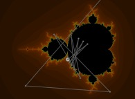 Iterations in the complex plane