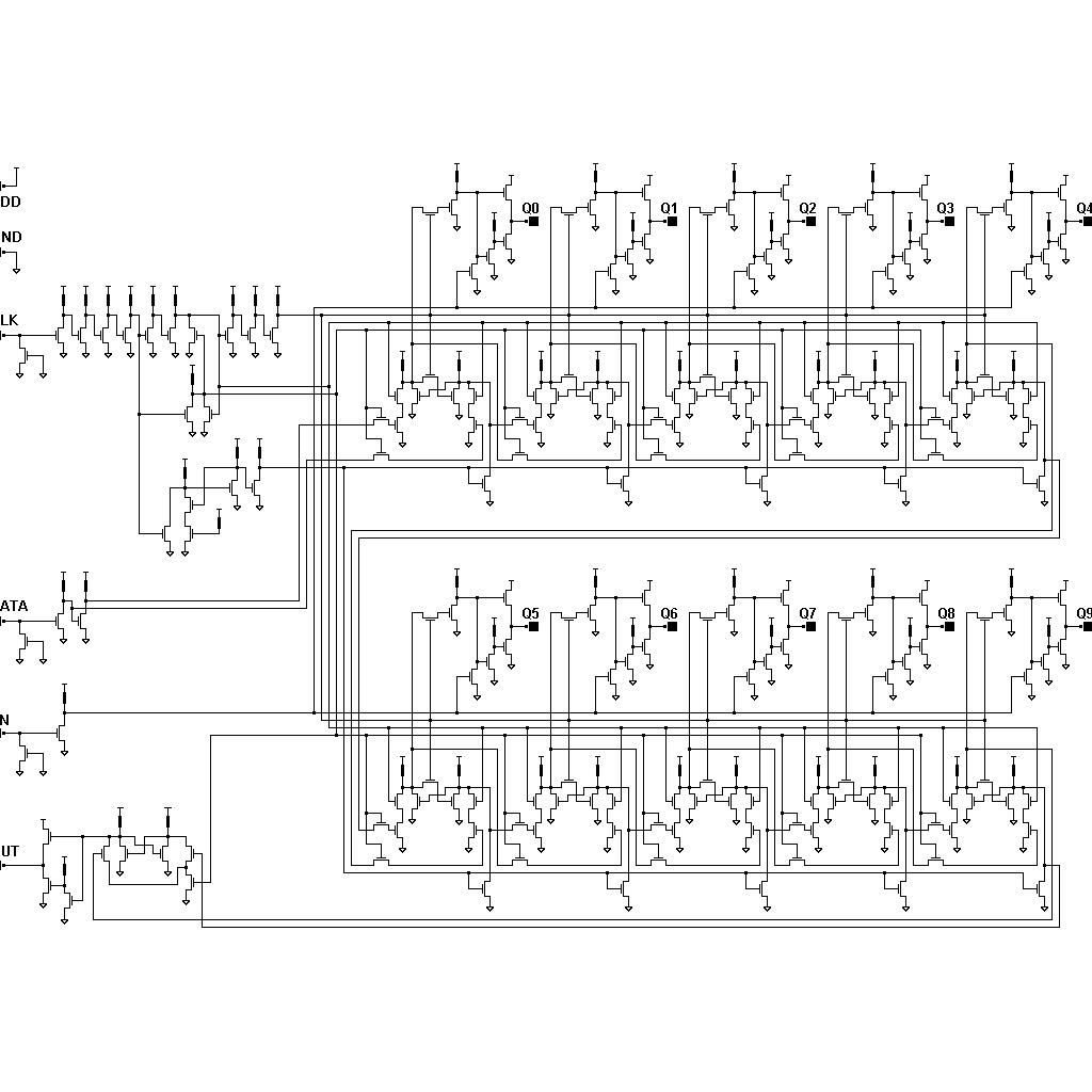 AVirtualSpaceTimeTravelMachine : Electronic circuit blueprint (Plan ...