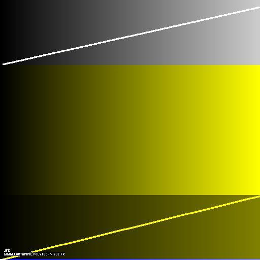 Avirtualspacetimetravelmachine Color Palette Jaune01 Palette